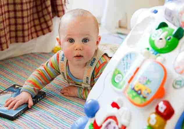 Kindersicherheit im Haushalt: Kinderunfälle im Haus vermeiden