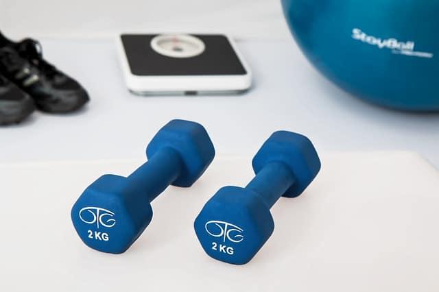 Sportarten Abnehmen am Bauch
