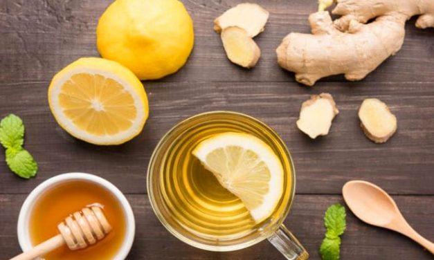 Ingwertee Rezept – Frischen Ingwertee selber machen